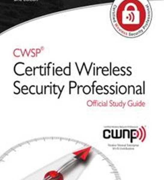 Career Academy Certified Wireless Security Professional CWSP Series