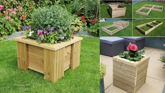 Creative Woodworking Projects Bumper Garden DIY Course