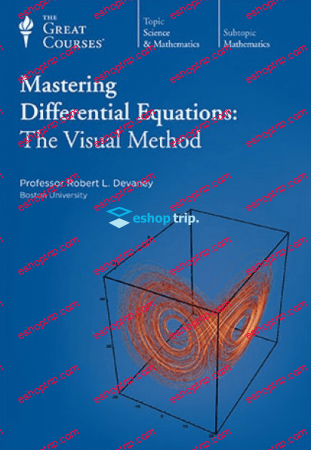 TTC Video Mastering Differential Equations The Visual Method