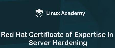 Red Hat Certificate of Expertise in Server Hardening Prep Course