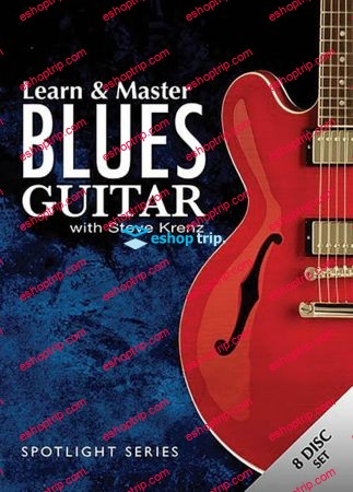 Learn And Master Blues Guitar with Steve Krenz
