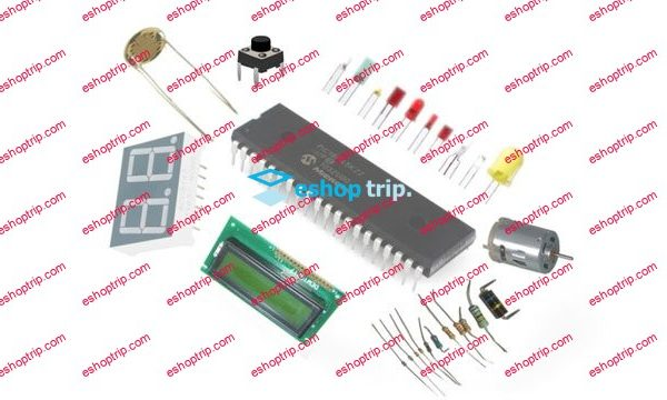 Microcontroller Interfacing with Different Elements
