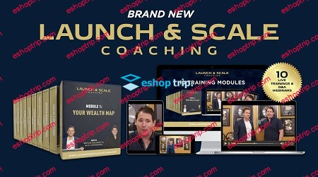 Bryan Dulaney Nick Unsworth The Launch Scale Coaching 1