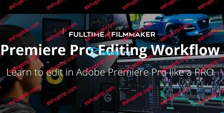 Full Time Filmmaker Premiere Pro Editing Workflow with Parker Walbeck