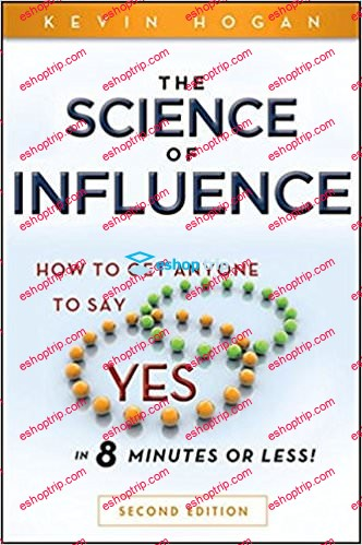Kevin Hogan The Science of Influence Series 1 48