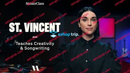 MasterClass St Vincent Teaches Creativity and Songwriting