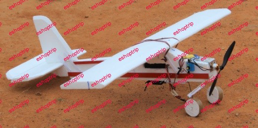 How to Build Make a Simple Remote Controlled RC Plane