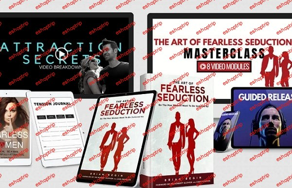 Fearless Man The Art of Fearless Seduction Bundle