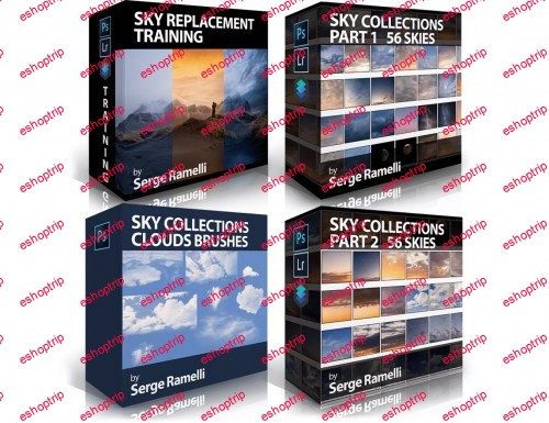 Photoserge Sky Replacement Pro