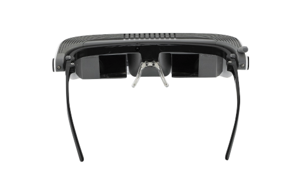 eSight eyewears low vision aid for the visually impaired