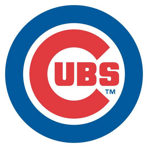 Chicago Cubs logo.