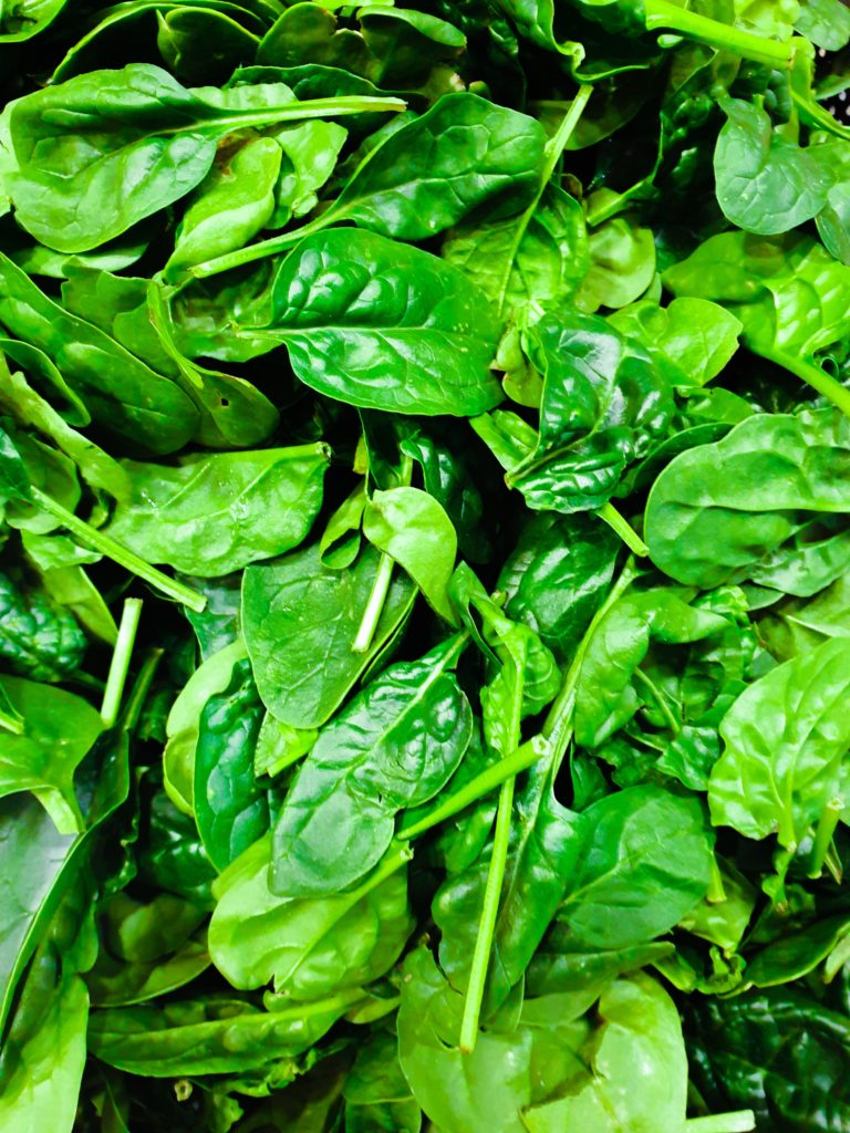 Dark, leafy greens - promote prevention of macular degeneration.