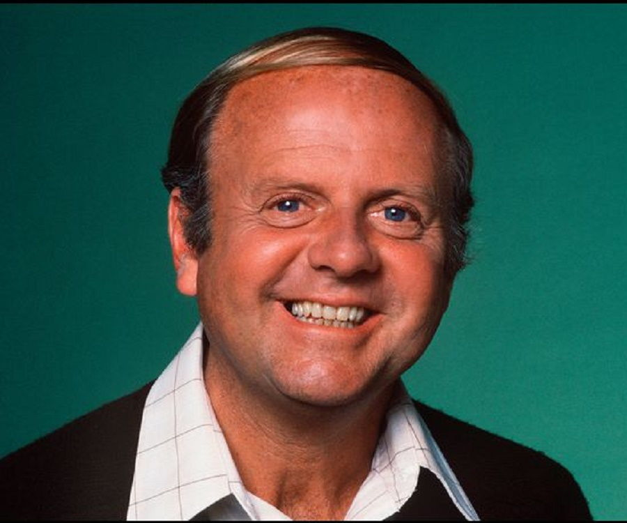 Dick Van Patten, founder of National Guide Dog Month