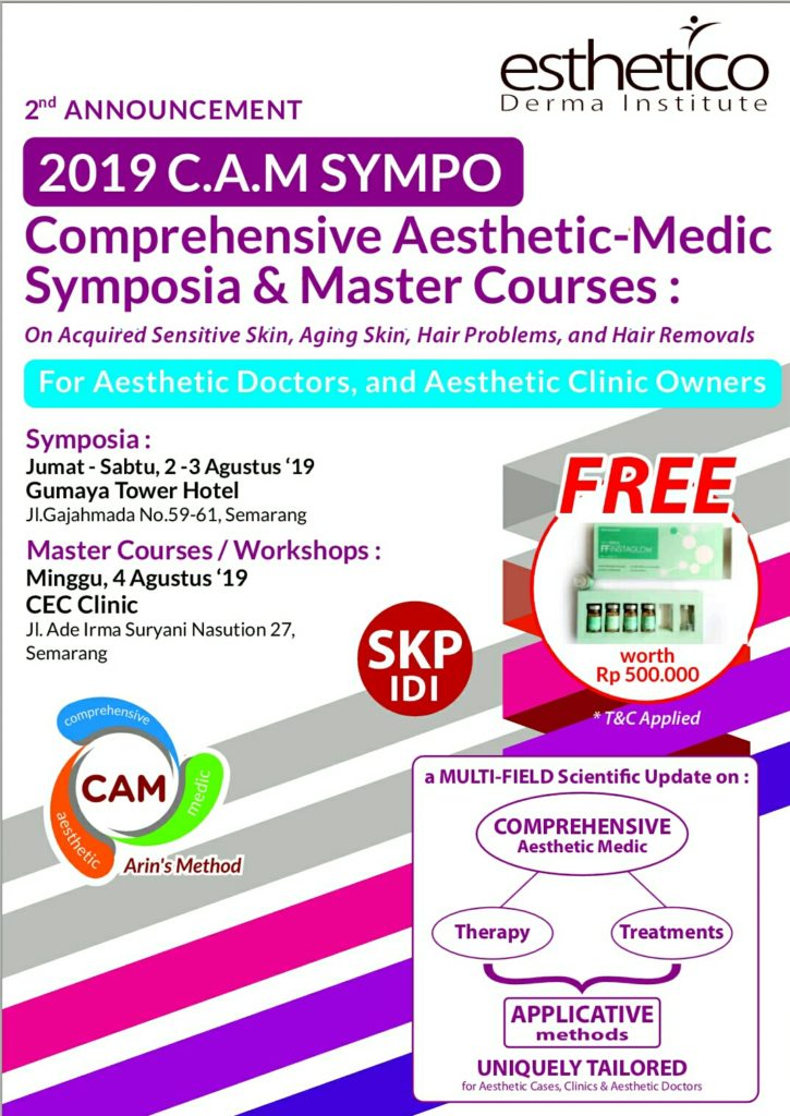 Comprehensive Aesthetic-Medic Symposia 1