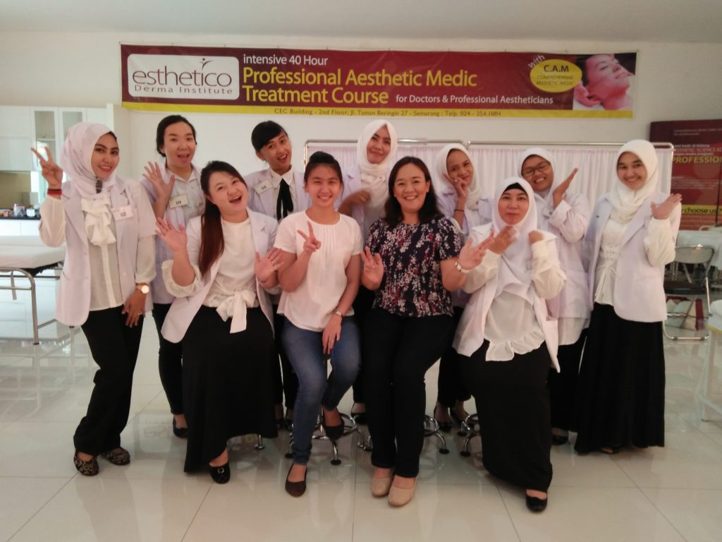 Clinical Make Up Course 2
