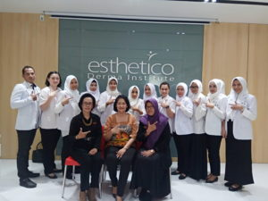 Professional Aesthetic Medic Treatment Course Batch - 130 3