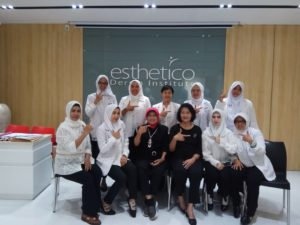 Professional Aesthetic Medic Treatment Course Batch - 127 3