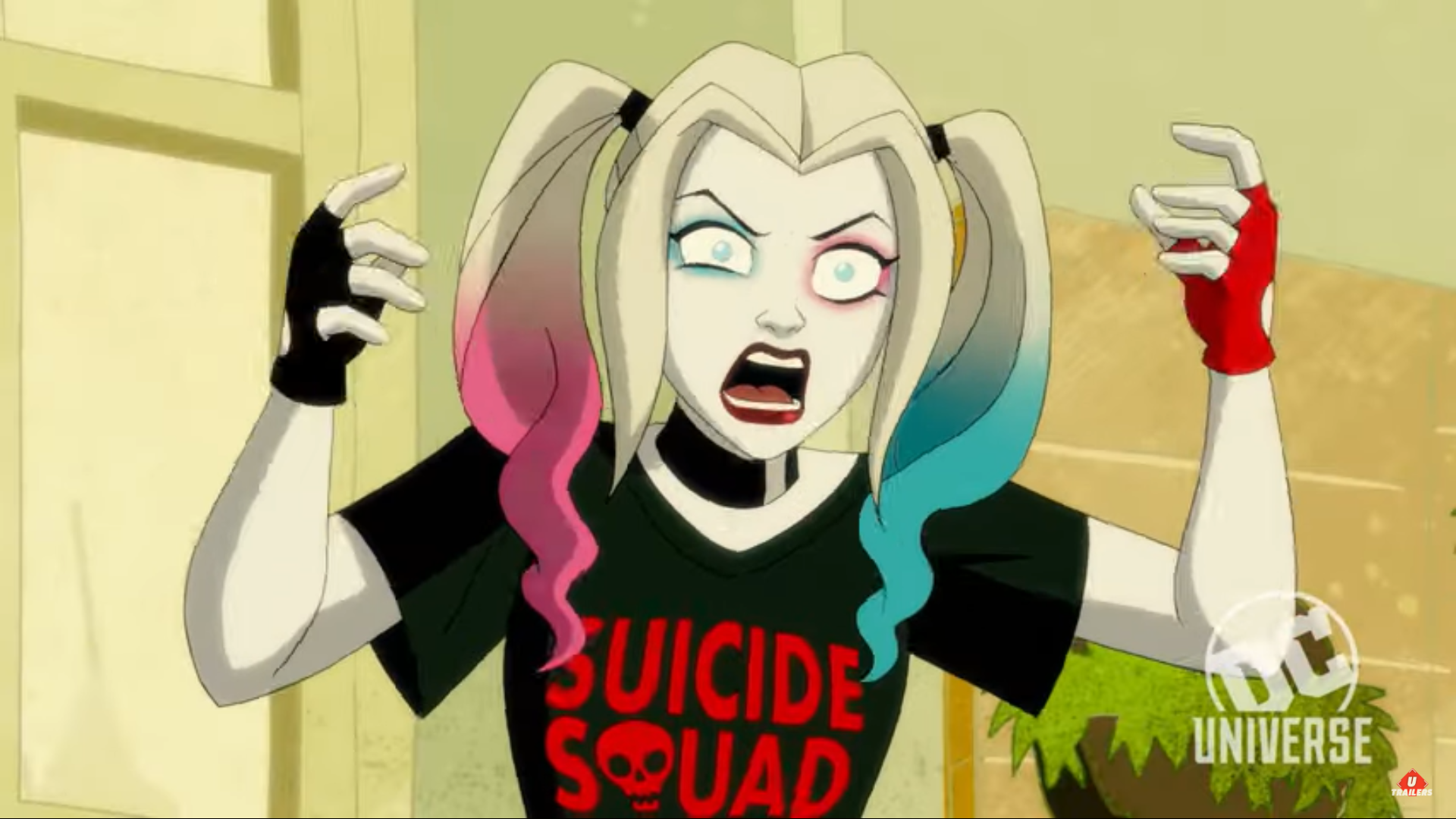 Wallpaper Harley Quinn Cartoon