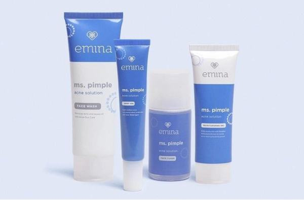 Emina Ms. Pimple Acne Solution