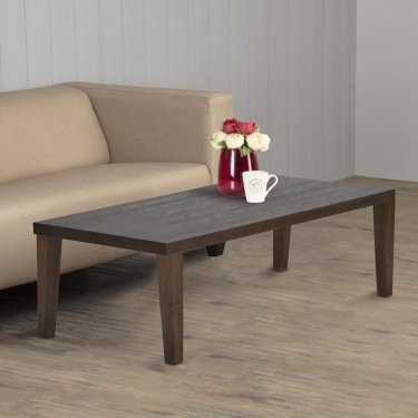 Mct Picasso Coffee Table Legs Brown Solid Wood