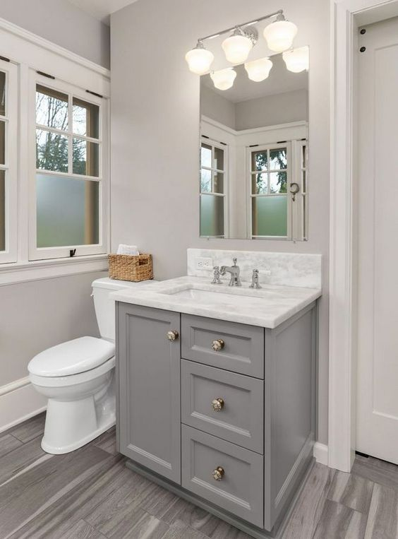 What Is The Best Color For Bathroom Vanity