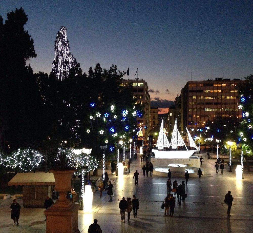 Christmas Holidays in Greece with Kids Family Experiences Blog