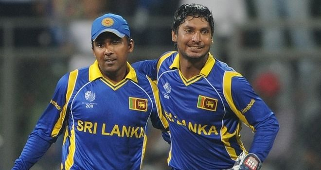 Now Kumar Sangakkara and Mahela Jayawardene asked to record statements for 2011 Cricket World Cup fixing allegations