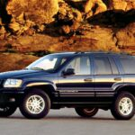 2000 Jeep Grand Cherokee Limited.