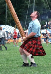 Caber Toss Highland Games with Rules, Equipments & Interesting Facts | Tossing the caber A Scottish Game And Sport