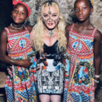Madonna Twins Daughter- Estere Ciccone, Stelle Ciccone