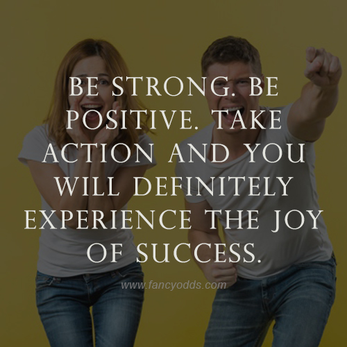 Good Luck Quotes for Him/Her