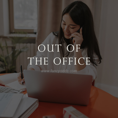 Out Of The Office Messages