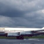 Boeing 707 private jet