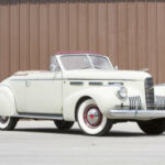 Pearly-White 1940 LaSalle