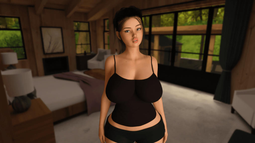 Back To The Cabin Porn Game 3