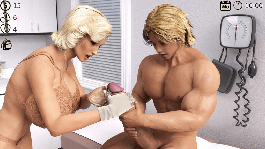 Battle Of The Bulges Sex Game 2
