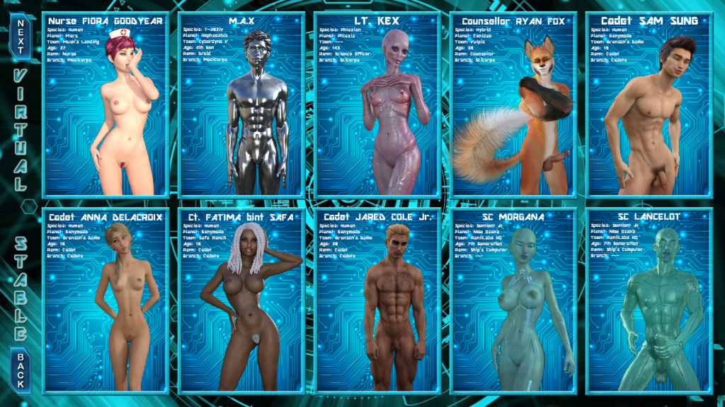 Spacecorpsxxx Download Free Sex Games 3