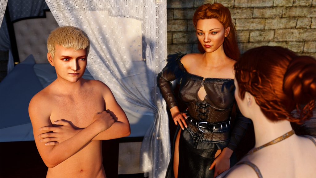 GAME OF THRONES JOFFERY NUDE PORN GAME