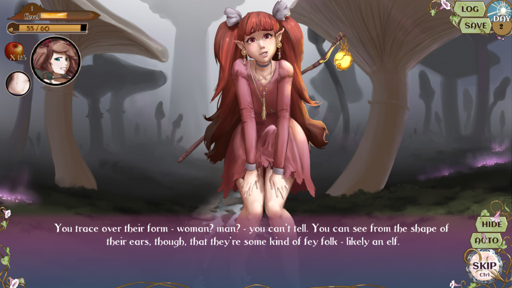 TALES OF ANDROGYNY ADULT RPG GAME DOWNLOAD