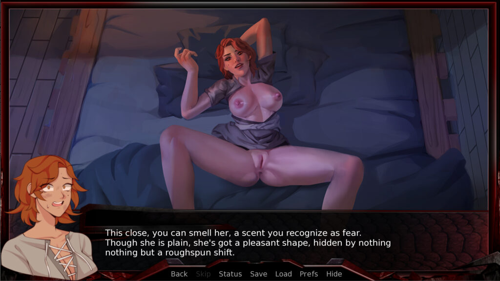ravager beastiality porn game