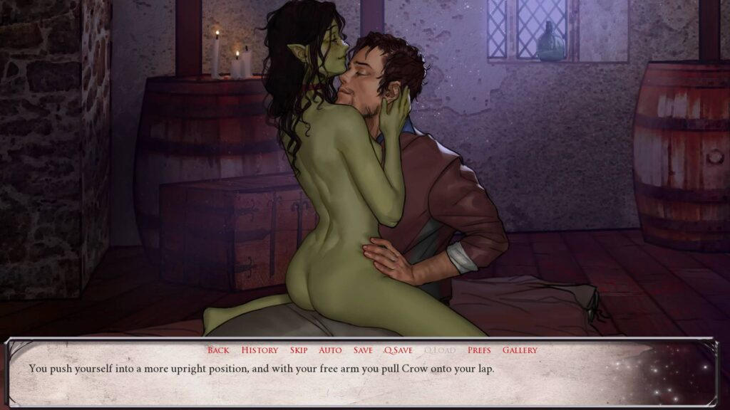 sanguine rose best android completed sex game