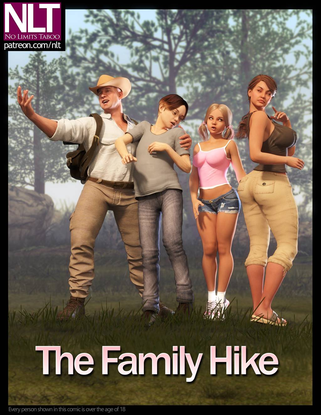 the family hike 00