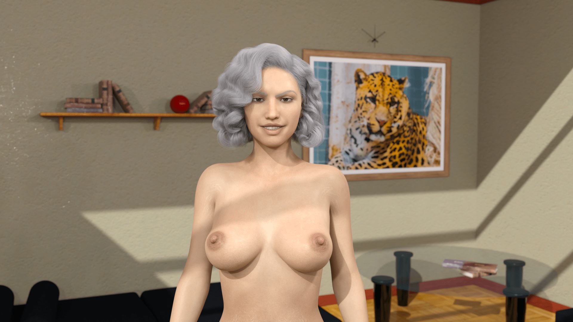 naked mind gilf android porn game
