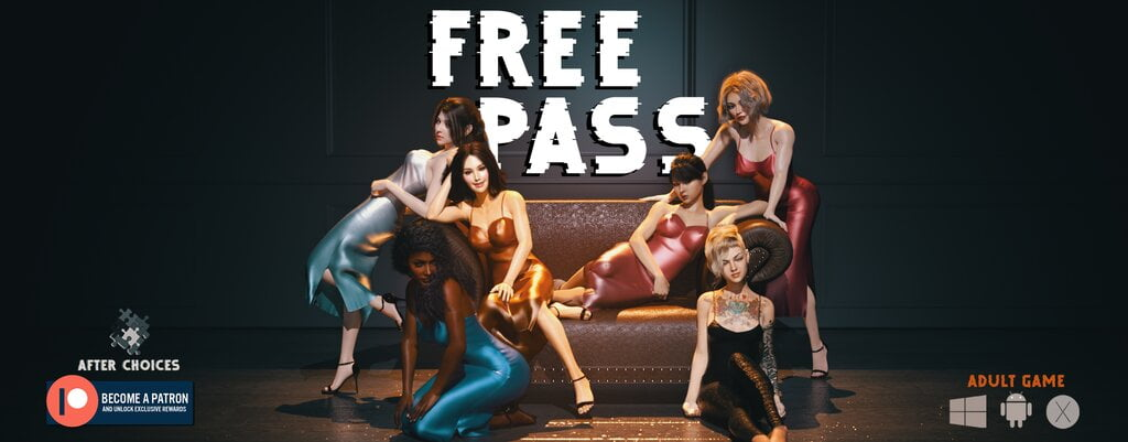 free pass latest version download porn game