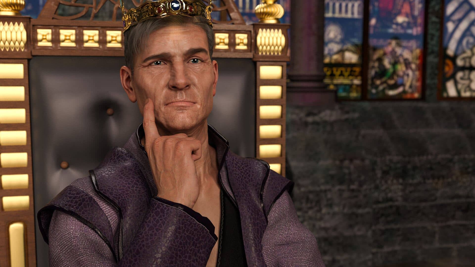 to be a king latest version download porn game