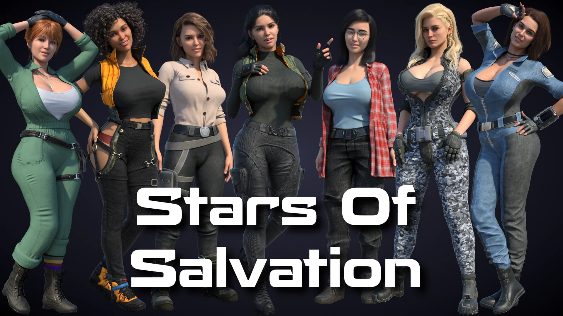stars of salvation latest version download free porn game