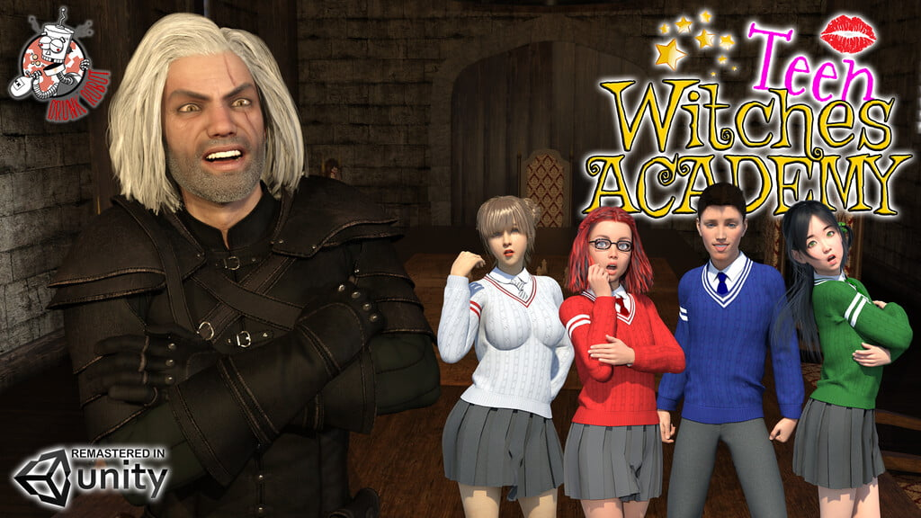 teen witches academy unity sex game download