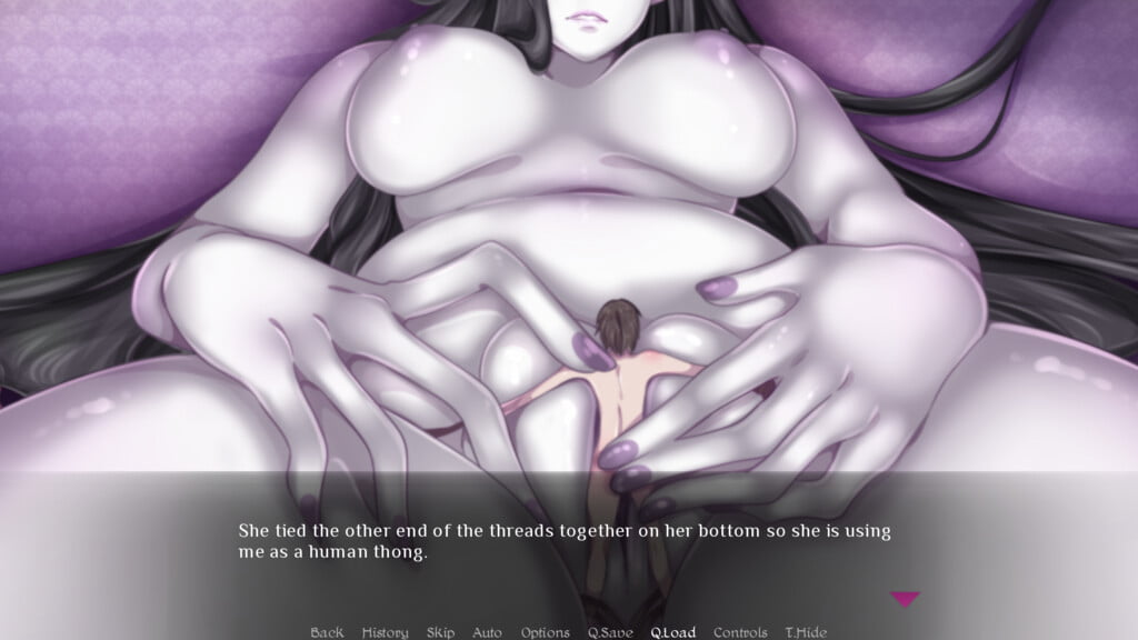 giant guardians female domination porn game