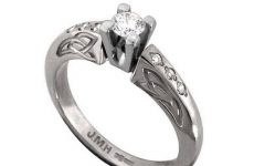 Trinity Knot Engagement Rings