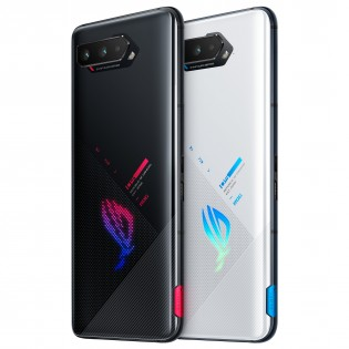 The vanilla Asus ROG Phone 5